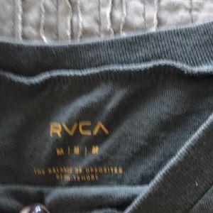 Tops - RVCA crop tee